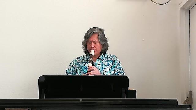 Vasárnap Tai Chen zenélt