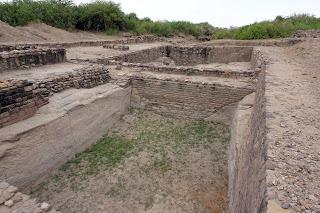Indus Valley civilization MCQ