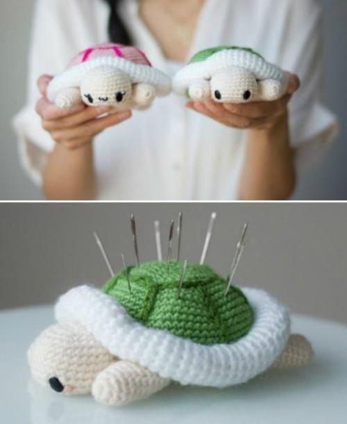 Amigurumi Turtle - Free Pattern