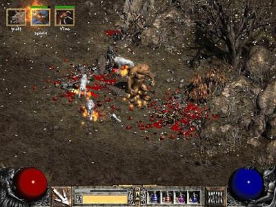 Download Diablo II Torrent PC