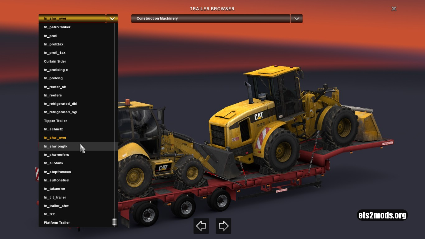 Trailers Pack by Chris45 V 9.02