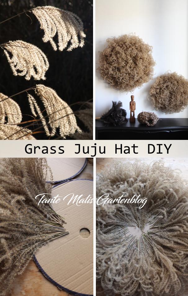 Juju Hut aus Gras