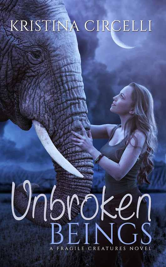 """Unbroken Beings"" Cover!"