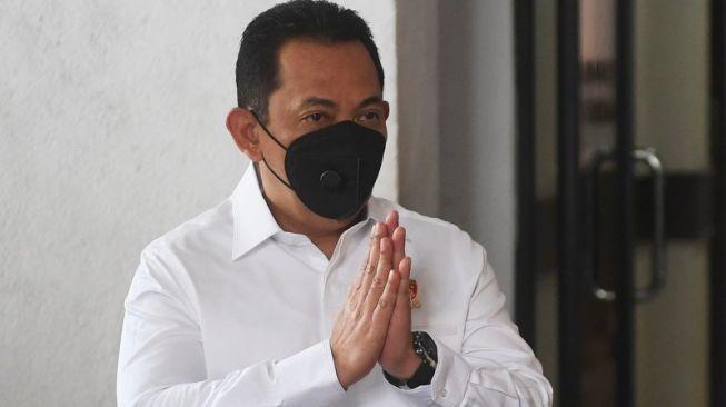 DPR ke Kapolri Listyo: Jangan Sampai Pam Swakarsa Kebablasan jadi Alat Kekuasaan!