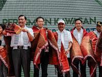 Toba Caldera Resort Penggerak Perekonomian Baru di Sumut