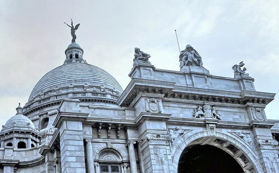Victoria Memorial 1975