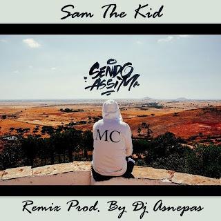 Sam The Kid - Sendo Assim (Remix By Dj Asnepas)