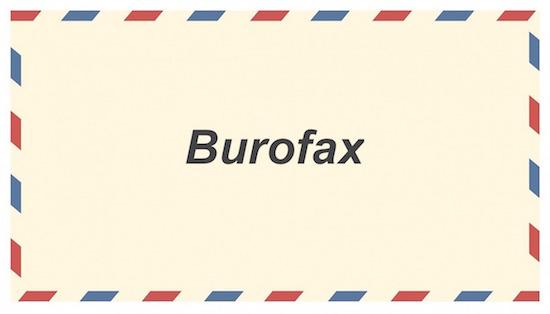 Para qué sirve un Burofax. Ejemplo de redacción de Burofax para enviar documento urgente.