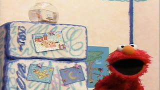 Sesame Street Elmo's World Drawing