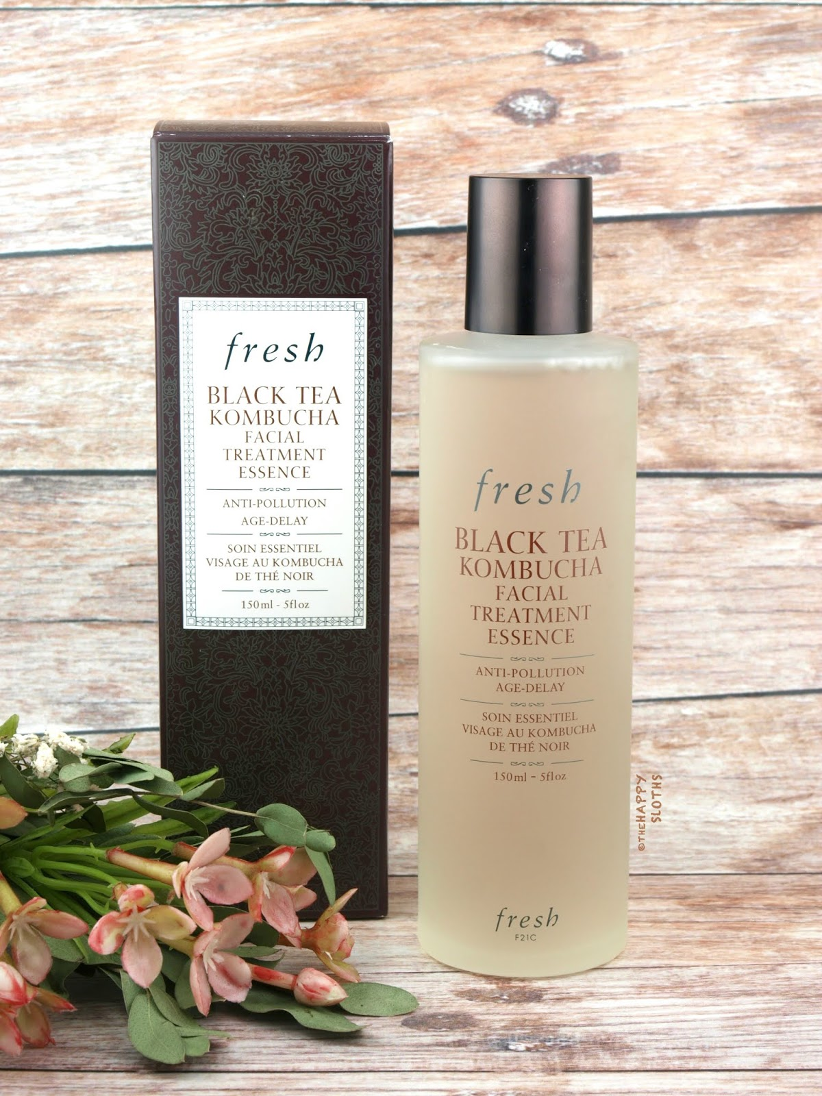 Fresh | Black Tea Kombucha Facial Treatment Essence: Review