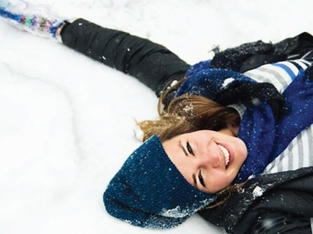 7 Items Important to Protect Skin in the Winter in the Snow