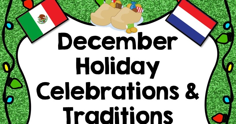 LMN Tree December Holiday Celebrations and Traditions