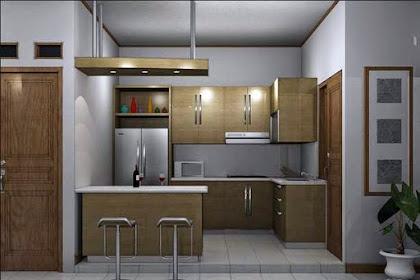 Desain Rumah Minimalis 2020 Interior Desain Dapur