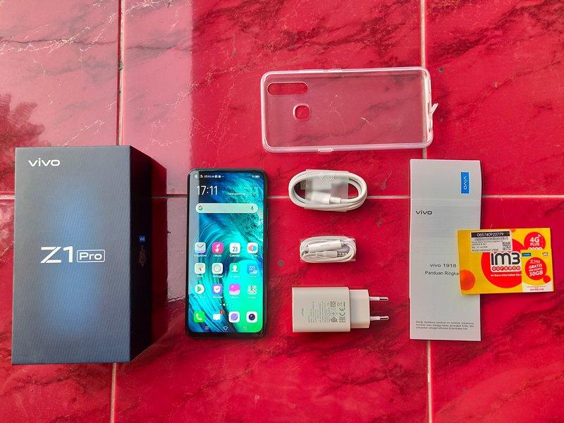 Paket Pembelian Vivo Z1 Pro