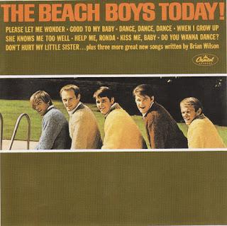 album reviews with jack evans 103 beach boys today 1965. Black Bedroom Furniture Sets. Home Design Ideas