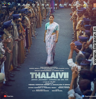 Thalaivi First Look Poster 8