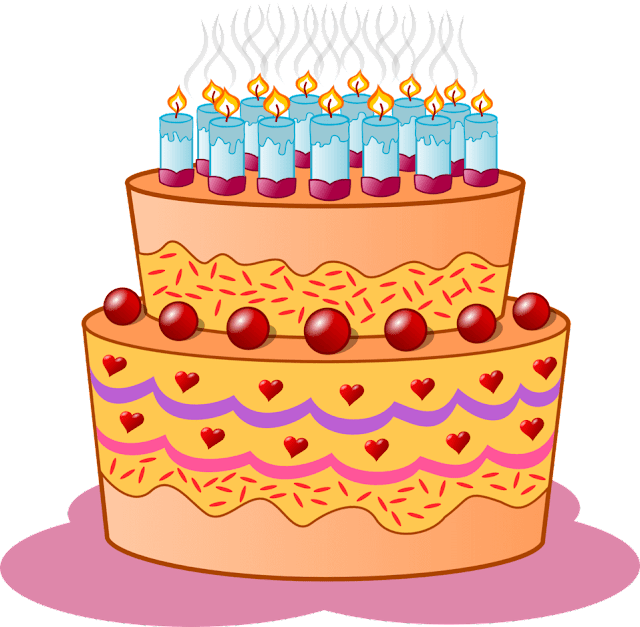Beautiful birthday cake images download