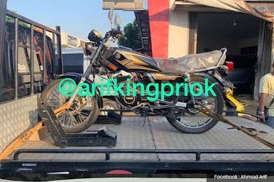 Motor RX-KING harga 150 Juta