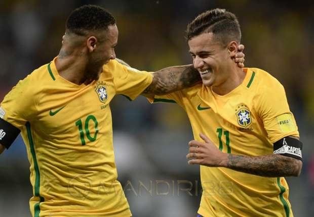Barcelona Siap Datangkan Philippe Coutinho & Paulinho demi Neymar