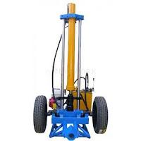 JUAL_HYDRAULIC CONE Penetrometer 10 Ton Capacity