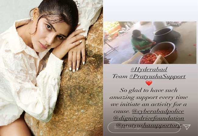 Actors Gossips: Samantha Helps people that Are Affected In Hyderabad Rains