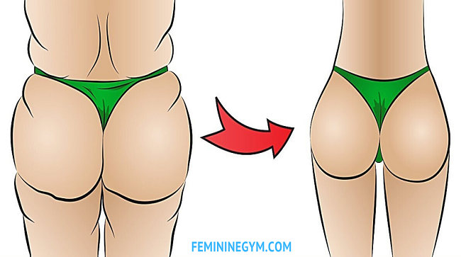 Trim Thighs & Smooth Hips - 5 Minutes a Day With 10 Moves