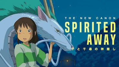 Fakta Menarik Dibalik Kesuksesan Yang Dicapai Oleh Anime Spirited Away