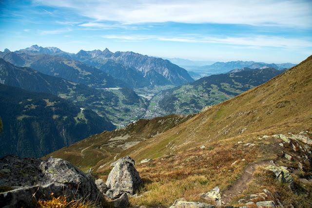 Gipfelweg Zamangspitze  Wandern Silvretta-Montafon  Vorarlberg 14