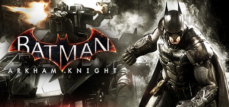 Batman Arkham Knight cover 1