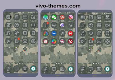 Military Templates Free Download Themes For Vivo