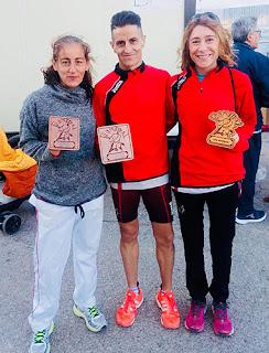 Atletismo Aranjuez El Romeral