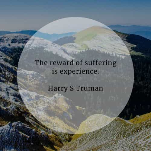Suffering quotes that'll help you prevail over torment