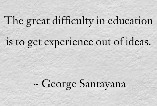 Quotes of George Santayana