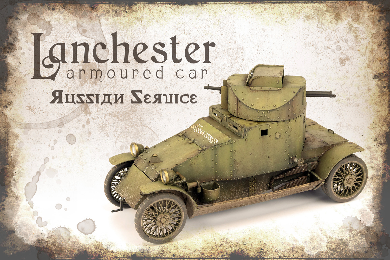 The Modelling News: Painting, weathering & finishing the 35th scale