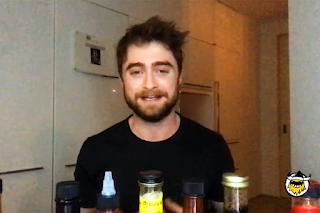 Daniel Radcliffe on Hot Ones