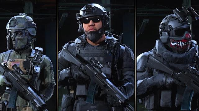 الإعلان رسميا عن موعد إطلاق الموسم الخامس للعبة Call of Duty Modern Warfare