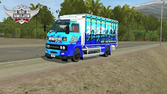mod bussid truck umplung tanpa muatan