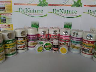 agen penyedia obat de nature di palu