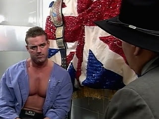 WWE / WWF - One Night Only 1997 Review -Davey Boy Smith sits down for an interview with Jim Ross