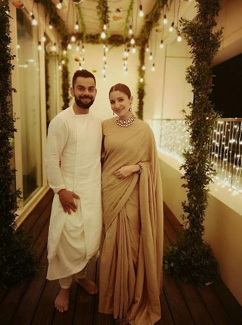 Anushka Sharma Virat Kohli HD Photo 2020