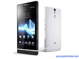 Cara Flash Sony Xperia S LT26i