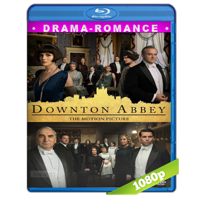 Downton Abbey (2019) BRRip Full 1080p Audio Trial Latino-Castellano-Ingles 5.1
