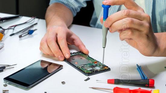 apple recusar orcamento conserto falha celular