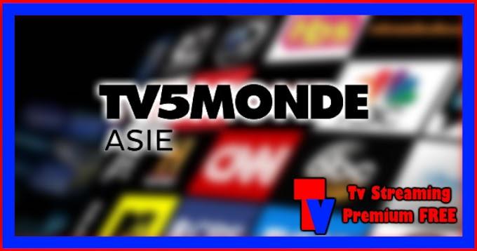 Live Streaming TV - TV5Monde Asie