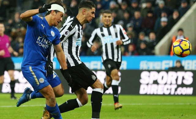 Leicester City vs Newcastle