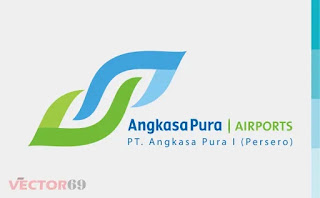 Logo Angkasa Pura I - Download Vector File SVG (Scalable Vector Graphics)