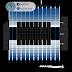 مخطط مشروع مسبح اولمبي بتصميم جميل اوتوكاد dwg