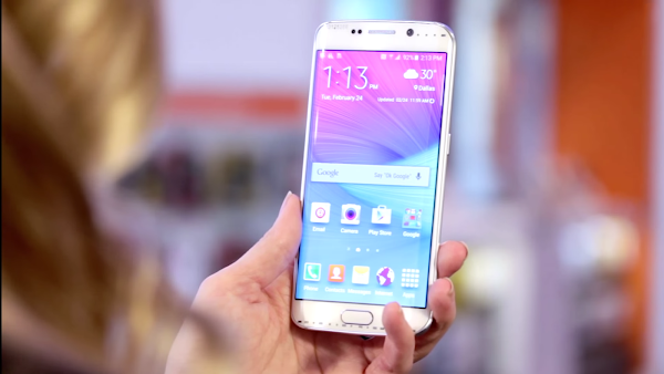 AT&T will offer the Samsung Galaxy S6 and Galaxy S6 Edge