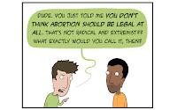 Adam Ford: buona notizia della vita formato fumetti  pro-life