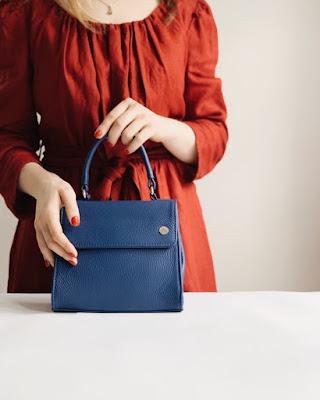 bolsa azul 2020